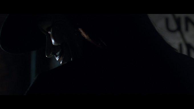 V for Vendetta 4K UHD screen shot