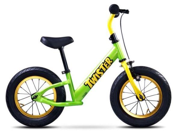 Rama drewniana czy metalowa? Sportowa czy klasyczna? Zdj. rowerki Toyz: drewniany Enduro i metalowy Twister, www.toyz.pl