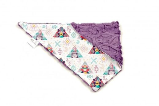 apaszka tipi&vine violet