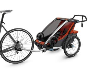 Thule_Chariot_Cross1_Roarange_Cycling_InUse_ISO_10202002