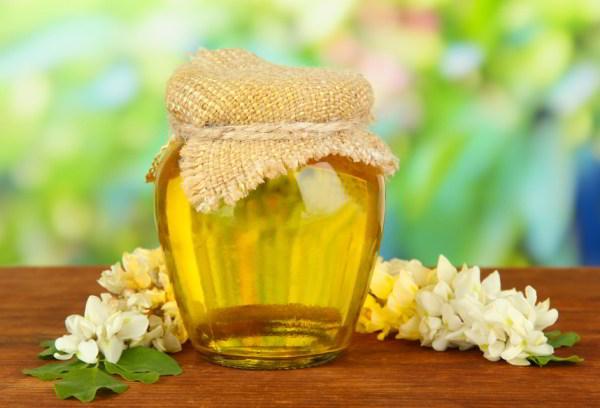 акациевый мёд польза