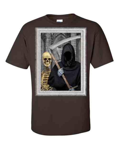 Transylvanian Gothic T-Shirt (chocolate)