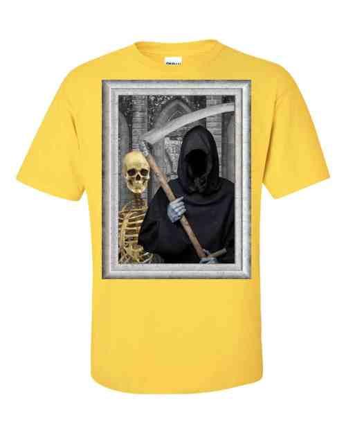 Transylvanian Gothic T-Shirt (daisy)