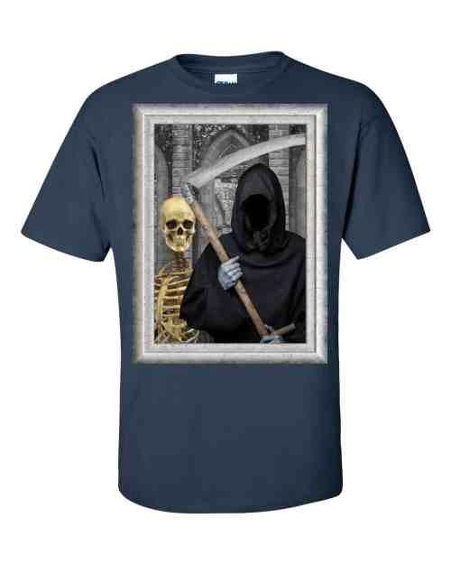Transylvanian Gothic T-Shirt (navy)