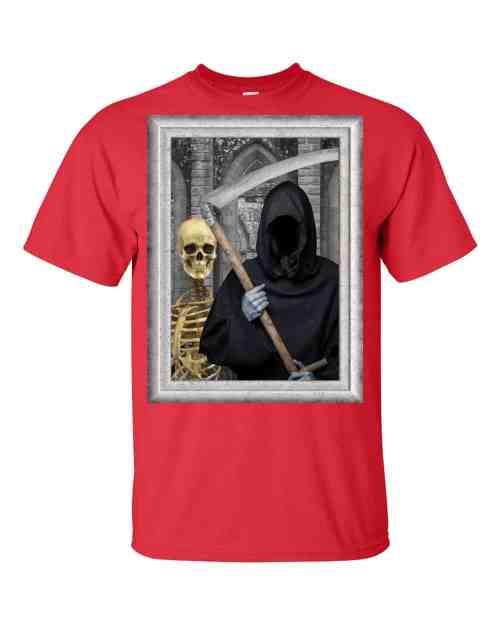 Transylvanian Gothic T-Shirt (red)