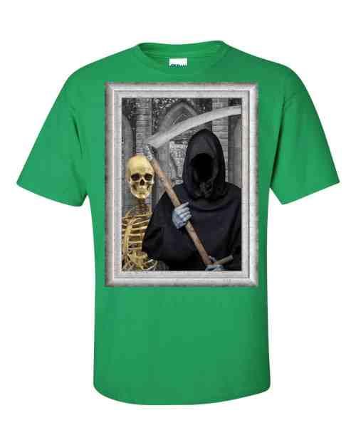 Transylvanian Gothic T-Shirt (shamrock)