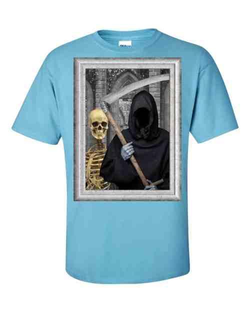 Transylvanian Gothic T-Shirt (sky)