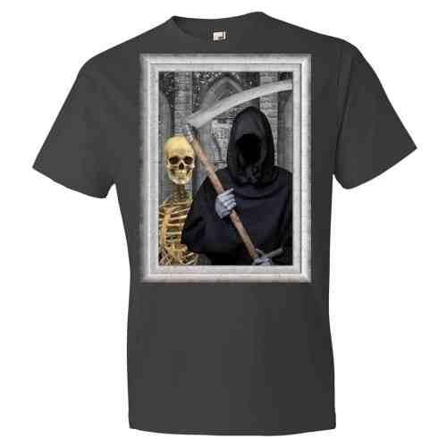 Transylvanian Gothic T-Shirt (smoke)