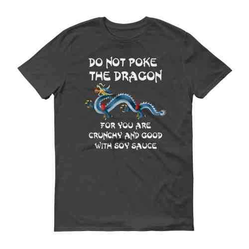 Do Not Poke the Dragon (smoke)