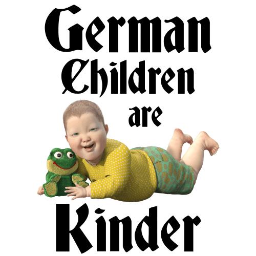 German Children are Kinder