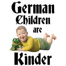 German Children are Kinder