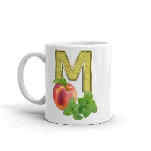 M Peach Mint (Impeachment) Mug