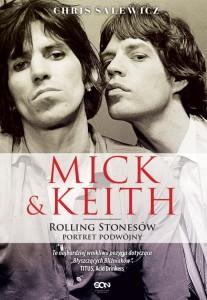 mick i keith rolling stonesow portret podwojny