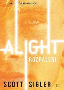 alight rozpaleni