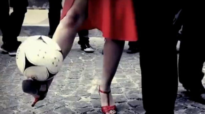 Tango i football…