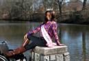 Niepełnosprawna modelka gwiazdą pokazów mody w Nowym Jorku