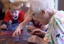 Dom spokojnej starości i przedszkole w jednym