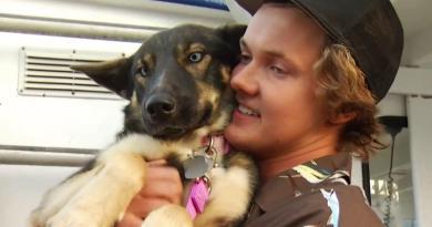 Prawie niemożliwe … a jednak. Zaginiony pies, który wypadł z łodzi, odnalazł się po pięciu tygodniach.