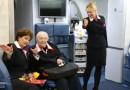 96-latka spełnia swoje największe marzenie i zostaje stewardesą