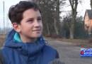 """12-latek pomógł rannemu rowerzyście. """"Zachował zimną krew"""""""
