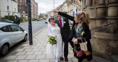 poślubiła bezdomnego