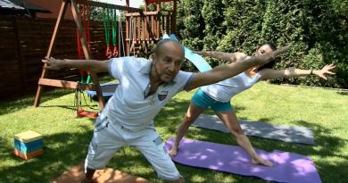 Czesław Beer – polski jogin, którego jak twierdzi, nie dotyczą procesy starzenia