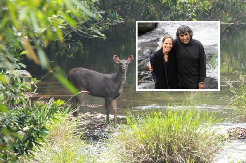 Couple-Converts-300-Acres-of-Barren-Land-into-Indias-First-Private-Wildlife-Sanctuary