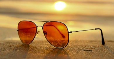 Miodowe okulary szczęścia