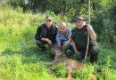Funkcjonariusze Straży Granicznej z Wojtkowej uratowali wilka uwięzionego w studni