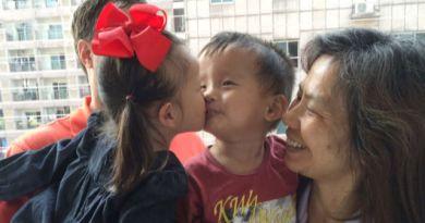 Tak wygląda prawdziwa przyjaźń, sieroty z Chin znów razem