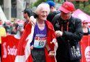 Ma 85 lat i właśnie złamał 4 godziny w maratonie