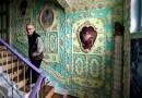 Vladimir Czajka zamienił zwykłe mieszkanie w bloku na wnętrze jak z Wersalu