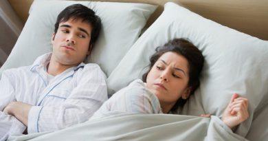 Nie kładź się do łóżka ze złymi emocjami