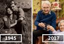 Ocalona z Holokaustu, oraz żołnierz który ją uratował, spędzili razem ponad 70 lat