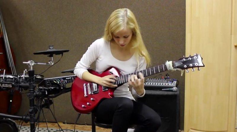 Lato Vivaldiego na gitarze Laury Lāce z Litwy
