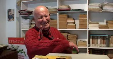 Mężczyzna o niezwykłym talencie, nauczył się ponad 100 języków