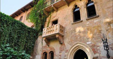 Wyremontowano słynny balkon Julii w Weronie