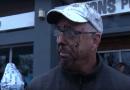Berkeley Johnson  ocalił dwulatkę z błotnej lawiny w Kalifornii