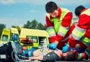 Dzięki awarii karetki udało się uratować życie kierowcy
