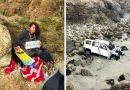 Jadąc samochodem spadła z klifu. Odnaleziono ją przypadkiem po tygodniu poszukiwań