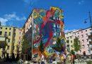 Pierwszy w Polsce i jeden z trzech na świecie, trójwymiarowy mural, powstał w Łodzi