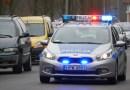 Policjanci eskortowali do szpitala rodzącą kobietę, urodziła zdrowe bliźniaki