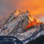Filmowiec uchwycił bajkowy krajobraz Alpejskich Dolomitów
