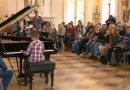 Niewidomy 12-letni Igor marzył, by zagrać koncert. W Łazienkach czekała na niego niespodzianka