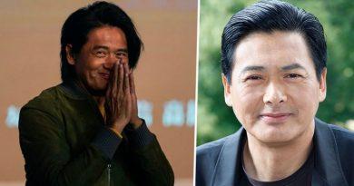 Chow Yun-Fat zamierza rozdać całą swoją fortunę potrzebującym