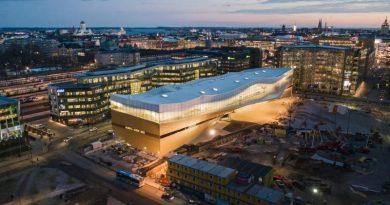 Finowie na 100-lecie niepodległości sprawili sobie niezwykłą bibliotekę