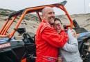 25-latek z zespołem Downa spełnia marzenie, biorąc udział w Rajdzie Dakar