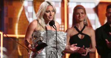 Inspirujące przesłanie Lady Gagi podczas wręczenia nagrody Grammy