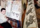Odkąd skończył 2 lata, chciał zostać artystą – oto jak wyglądają jego rysunki stworzone w wieku 16 lat