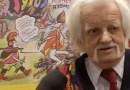 """Henryk Jerzy Chmielewski, twórca komiksów """"Tytus, Romek i A'Tomek"""", obchodzi dziś 96. urodziny!"""